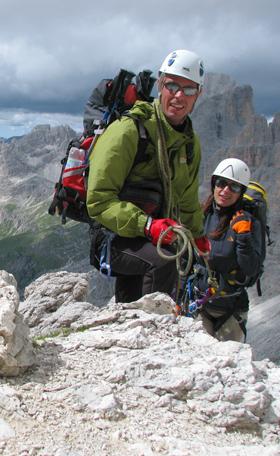 Attività  Dolomiti