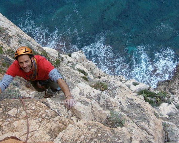 Climbing holidays