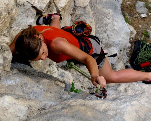 Arco Climbing