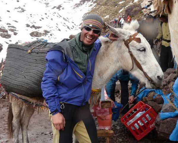 sci alpinismo atlante marocchino